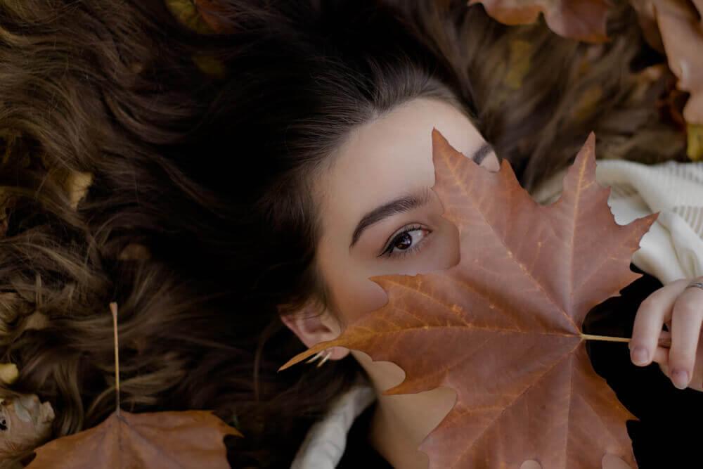 portrait automne photographe