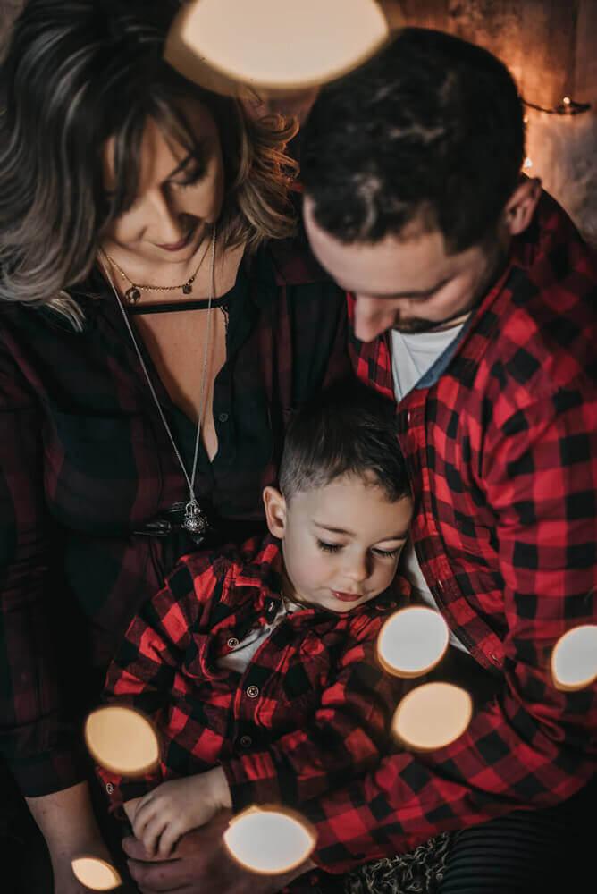 photos homme femme enfant famille