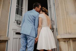 entrée mairie mariage