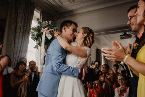 mariés mairie mariage photo