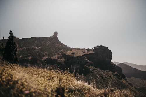El Roque Nublo de Gran Canaria