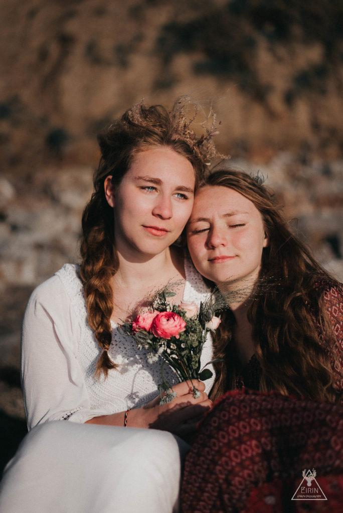 une belle histoire de sœurs