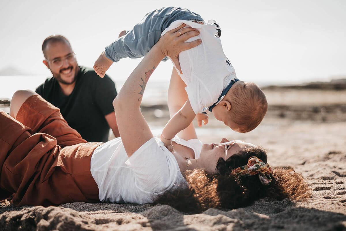 photographe grossesse bébé famille