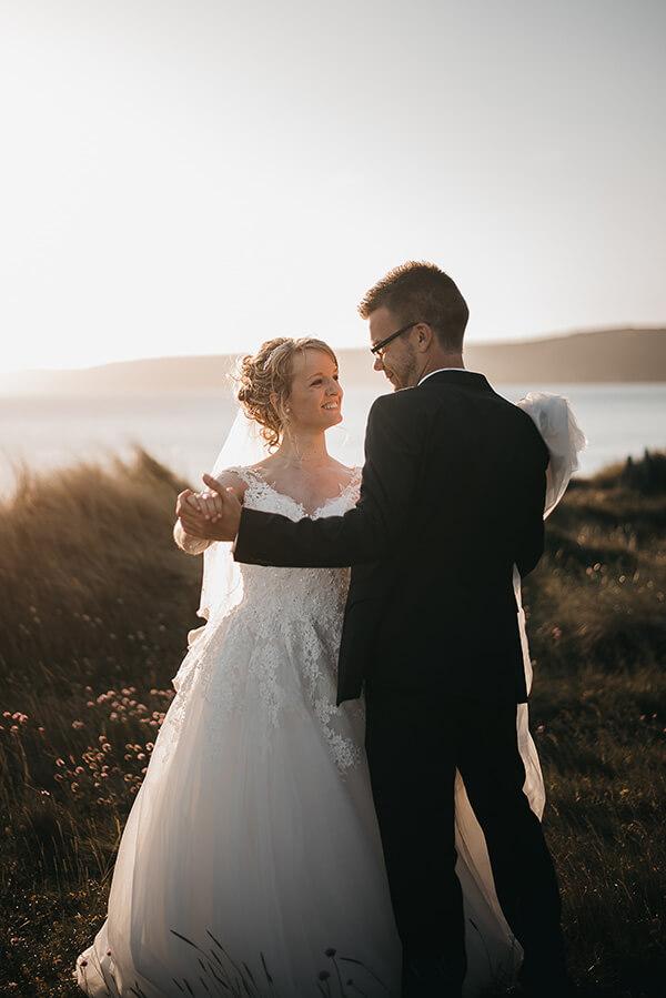 reportage photo de mariage à la plage