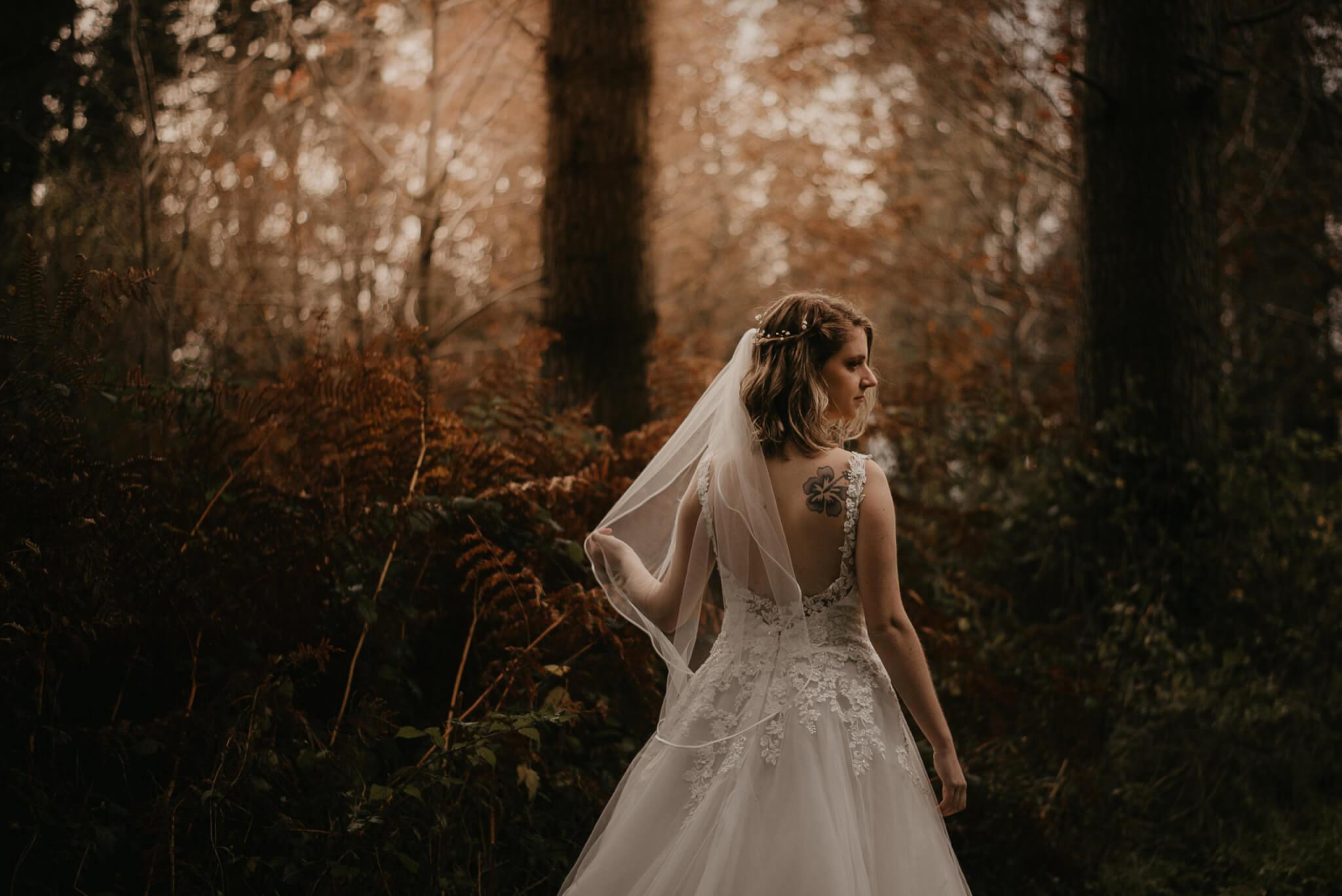 contact photographe de mariage et portrait en Normandie