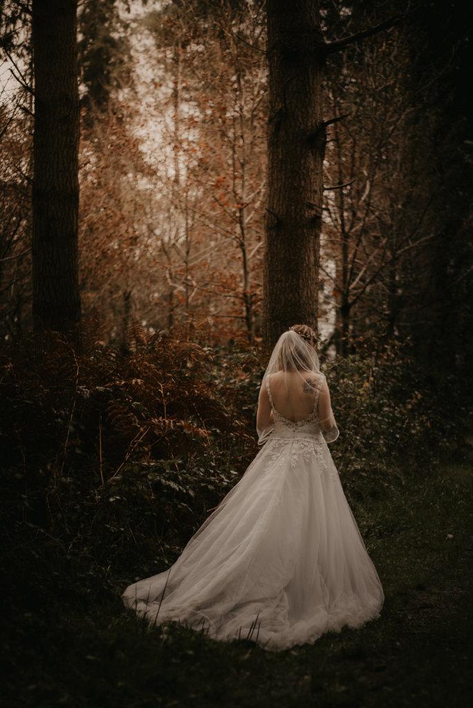 photographe mariage foret nature moody