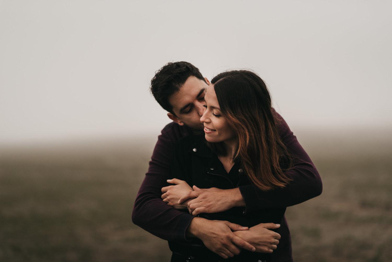 engagement couple eirin photography photographe