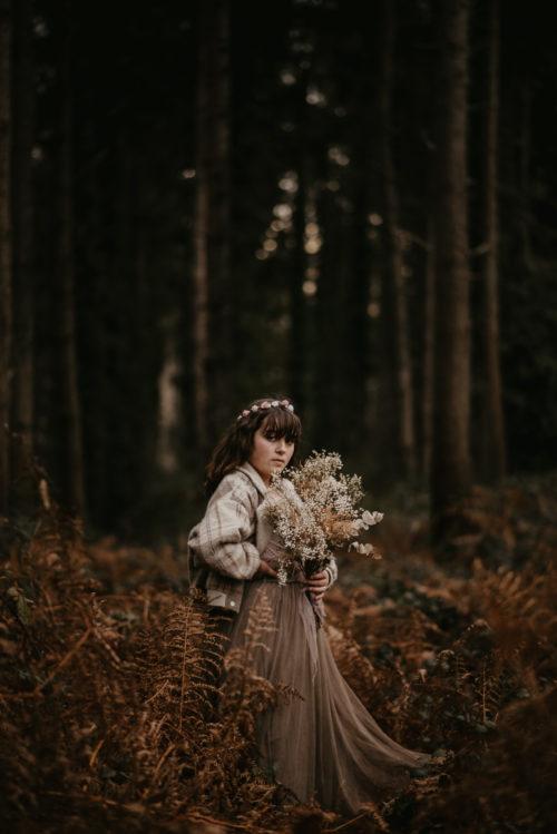 photographe de portrait et boudoir en normandie