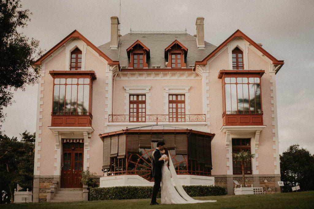 photographe de Mariage Art déco Granville jardin dior