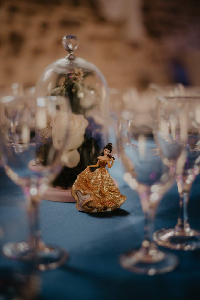 décoration mariage disney