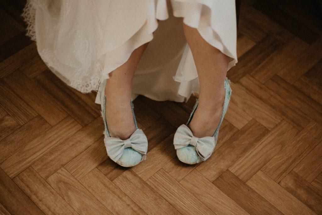 chaussures mariée disney original geek