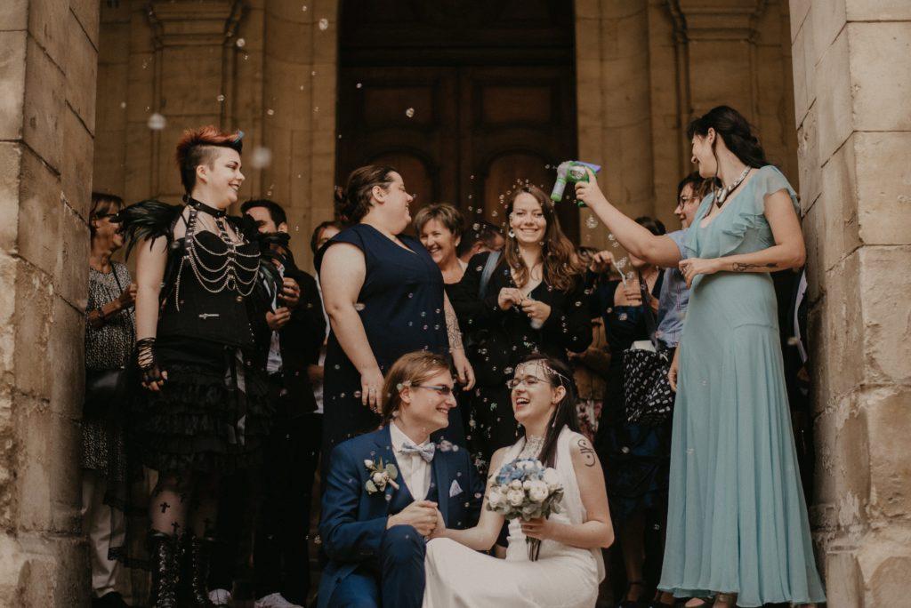 mariage disney geek original