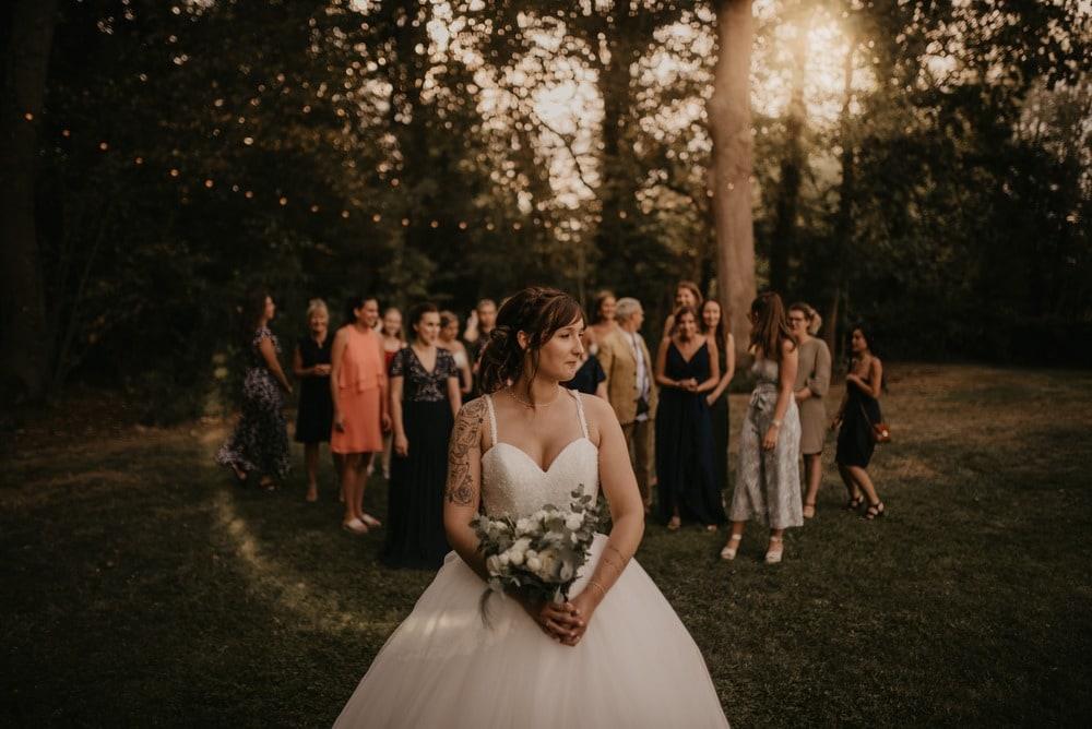 mariage étoilé domaine les planches